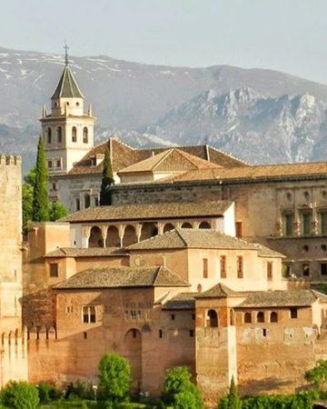 3 Días en Granada